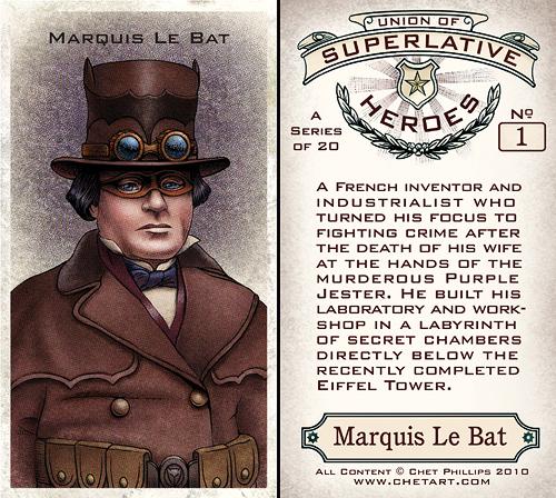 Marquis le Bat