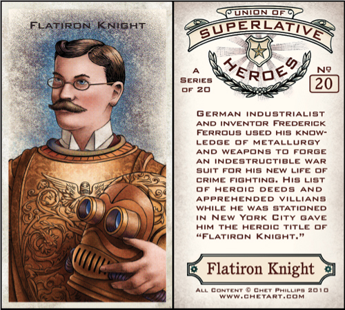 Flatiron Knight