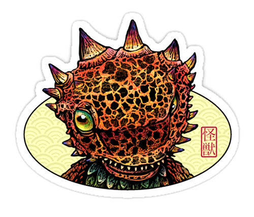 AcidmagmatronSticker