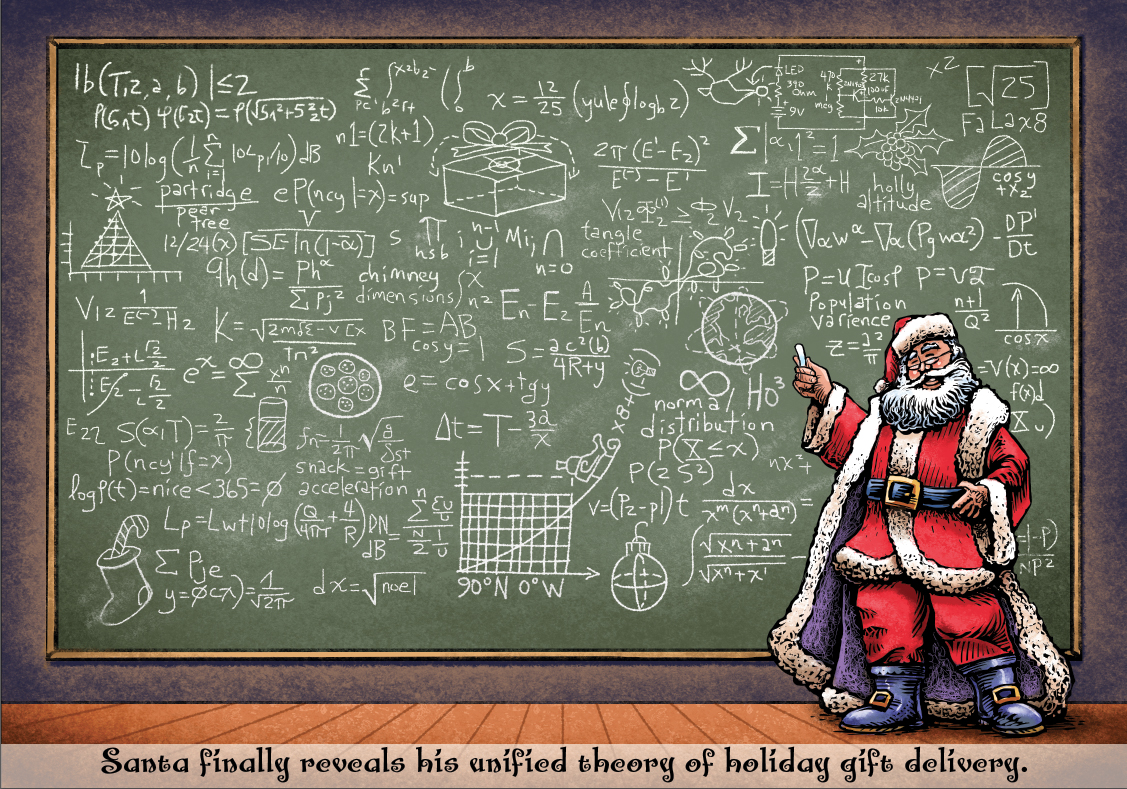 Santa's Unified Theory