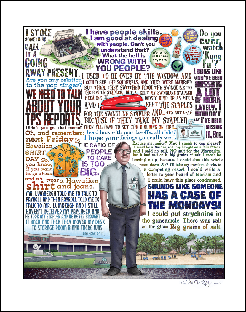 OfficeSpace Etsy