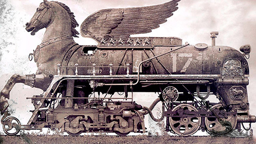 SteampunkEngine