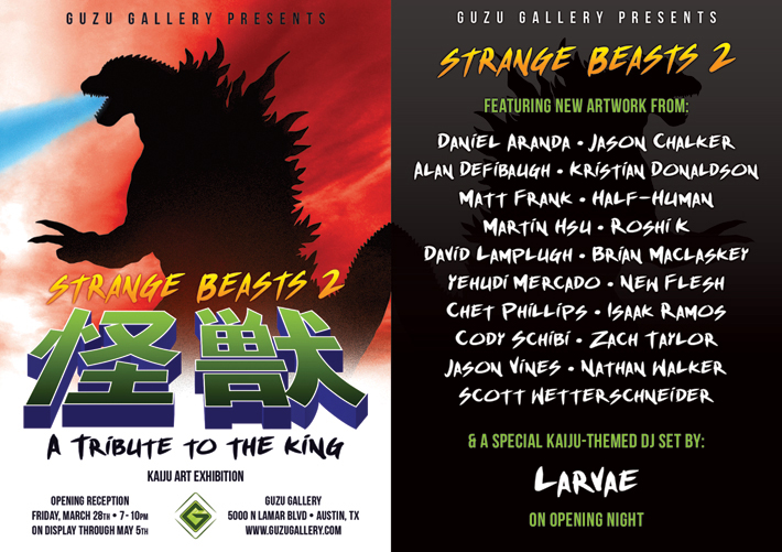 Strange Beasts 2