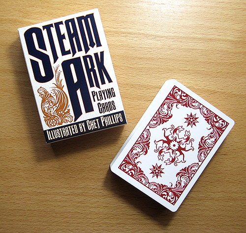 SteamArkDeck and Box