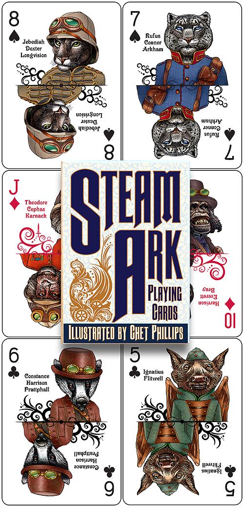 SteamArkHead500