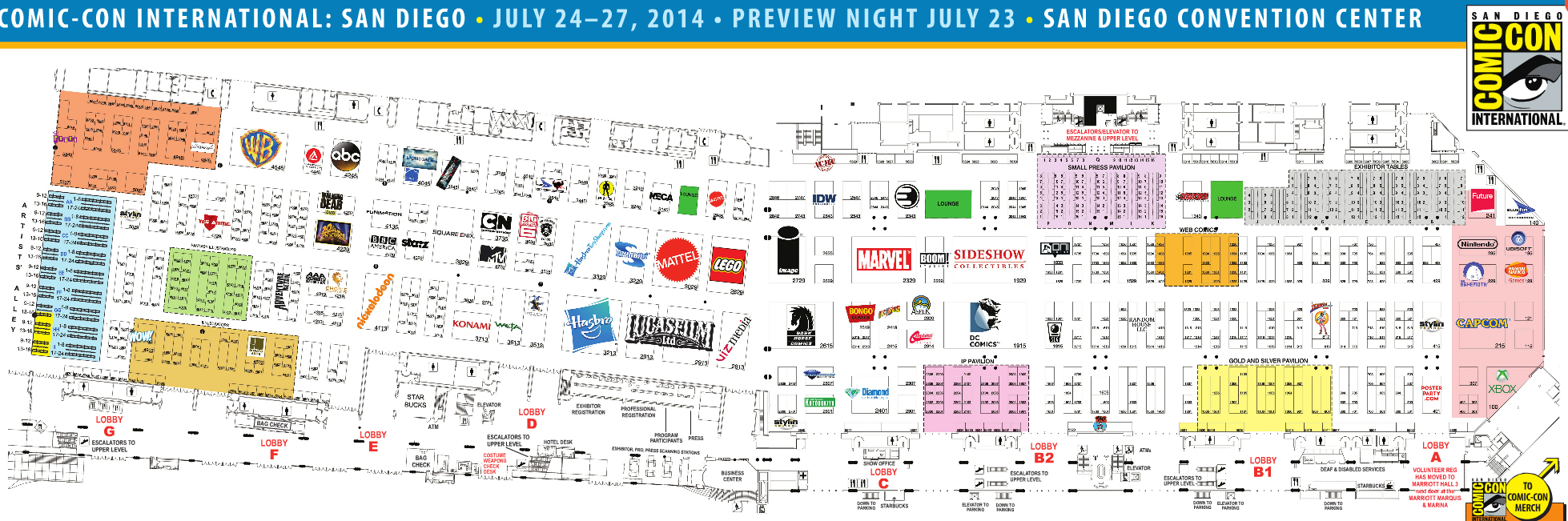 SDCC14map