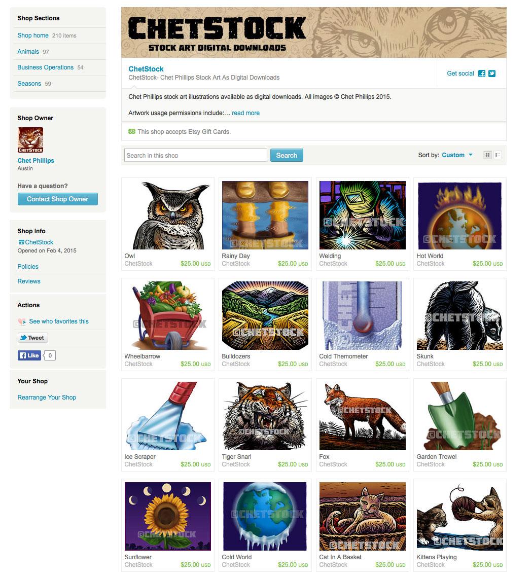 ChetStockScreenShot
