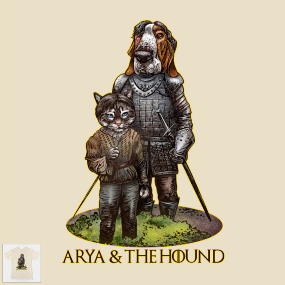 AryaAndHoundShirt