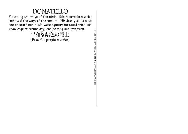 DonatelloBack