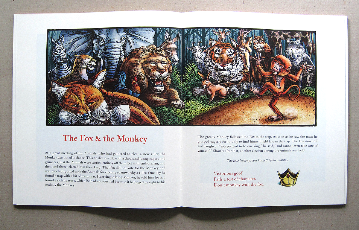 MonkeyFoxSpread