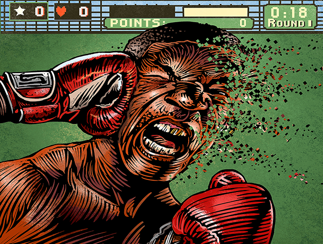 Mike Tyson S Punch Out Gallery1988